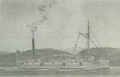 HUNTER (1857, Propeller)