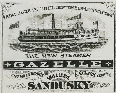 GAZELLE (1873, Propeller)