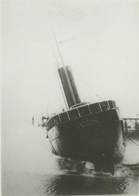 OGLEBAY, E.W. (1896, Bulk Freighter)