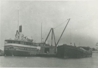 OHIO (1890, Steambarge)