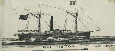 QUEENSTON (1824, Steamer)
