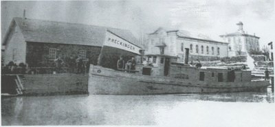 RECKINGER, P (1892, Tug (Towboat))