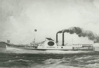 QUEBEC (1844, Steamer)