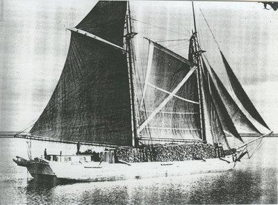 MASON, L.M. (1866, Schooner)