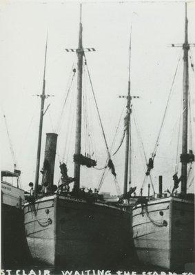 REDFERN, C.E. (1890, Schooner-barge)