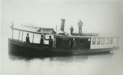 REEVES, HOMER E. (1883, Propeller)