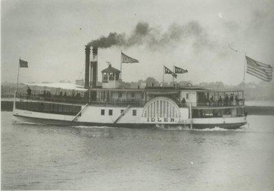 REED, O. B. (1886, Steamer)