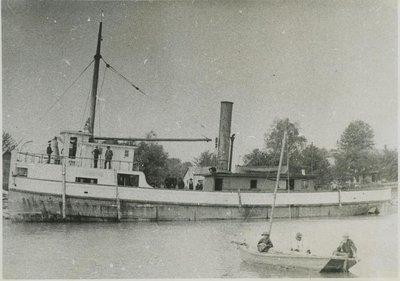 TRERICE, BYRON (1882, Steamer)