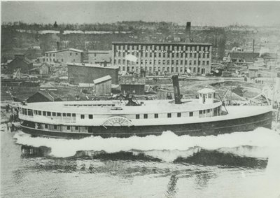 CITY OF TORONTO (1895, Steamer)