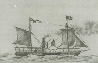 CLAY, HENRY (1825, Steamer)