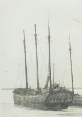 COBB, AHIRA (1872, Schooner)