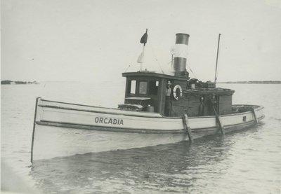 ORCADIA (1888, Tug (Towboat))