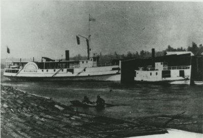 QUAIL (1862, Steamer)