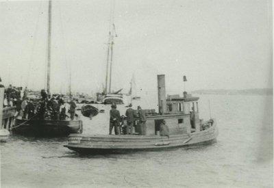 QUICKSTEP (1869, Tug (Towboat))