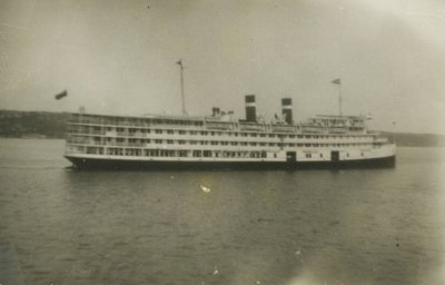 QUEBEC (1928, Passenger Steamer)