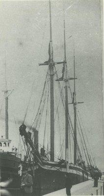 RHODES, D.P. (1871, Schooner)