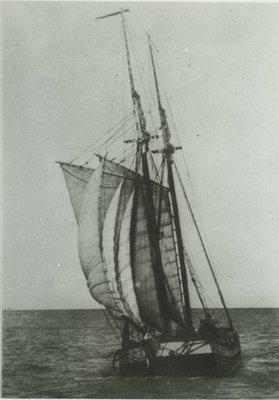 GARIBALDI (1869, Scow Schooner)