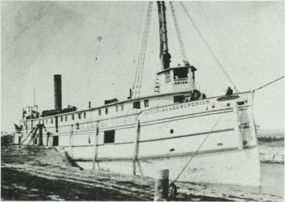 UNION (1861, Propeller)