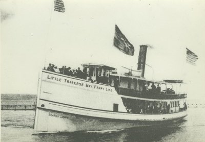 ADRIENNE (1884, Excursion Vessel)