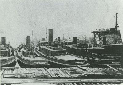 WISCONSIN (1885, Tug (Towboat))