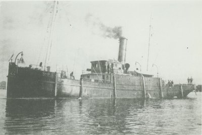 YULU (1891, Steamer)