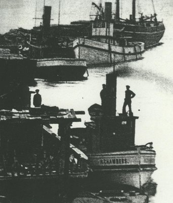 CHAMBERS, A. (1888, Tug (Towboat))