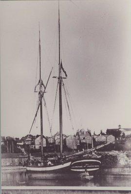COLFAGE, J.G. (pre1873, Schooner)