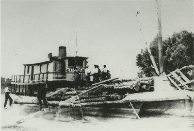 COLLOP, T. J. (1896, Steambarge)