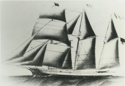 POMEROY, S.B. (1856, Barkentine)