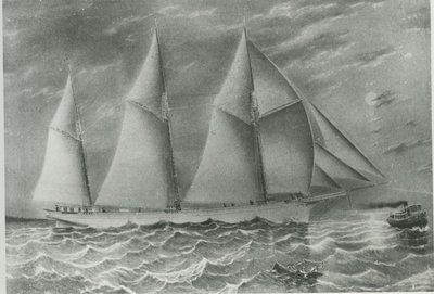 PORTER (1874, Schooner)