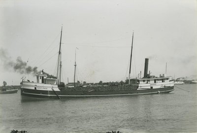 PORTER,  LLOYD  S. (1893, Steambarge)