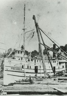 PRUSSIA (1873, Propeller)