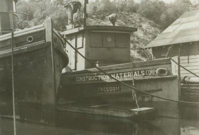 CORONA (1892, Tug (Towboat))