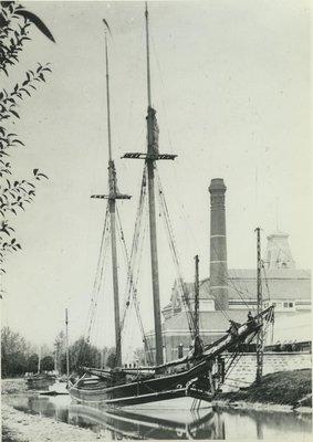 BARKALOW, M. P. (1871, Schooner)