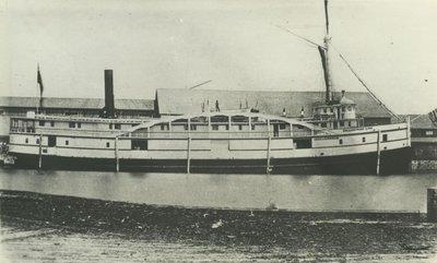 CRAIG, ANNIE L. (1870, Propeller)