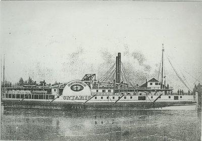 ONTARIO (1847, Steamer)