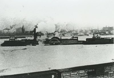 ONTARIO (1891, Ferry)