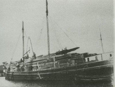 AUGUSTUS (1893, Schooner)