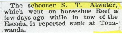 ATWATER, S.T. (1866, Schooner)