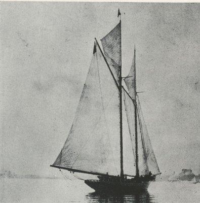 ORIOLE II (1886, Yacht)