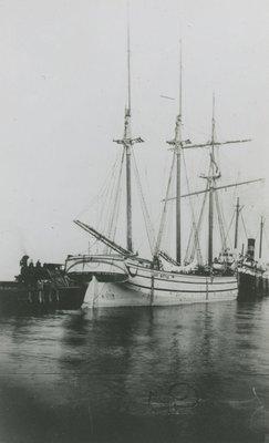 BATTLE, MARY (1872, Schooner)