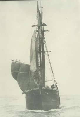 BAVARIA (1878, Schooner)