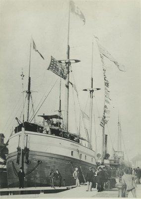 OUTHWAITE, J.H. (1886, Bulk Freighter)