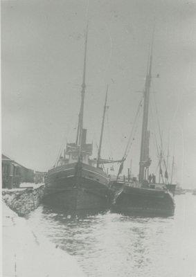 TRANSFER (1874, Schooner-barge)