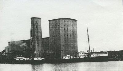 ORR, ARTHUR (1893, Package Freighter)
