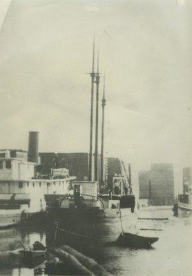REINDEER (1863, Steamer)