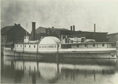 RICHE LIEU (1845, Steamer)