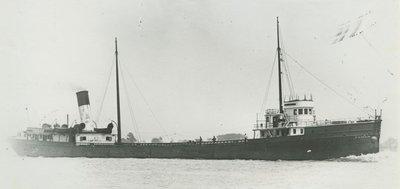 ROMAN (1891, Bulk Freighter)