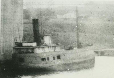 VAN ALLEN, D.R. (1874, Steambarge)