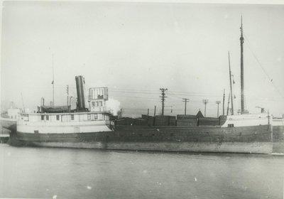 UNITED LUMBERMAN (1884, Steambarge)